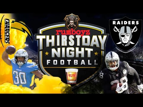 Los Angeles Chargers vs Las Vegas Raiders Monday Night Football week 15