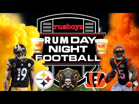 Pittsburgh Steelers vs Cincinnati Bengals Monday Night Football week 15