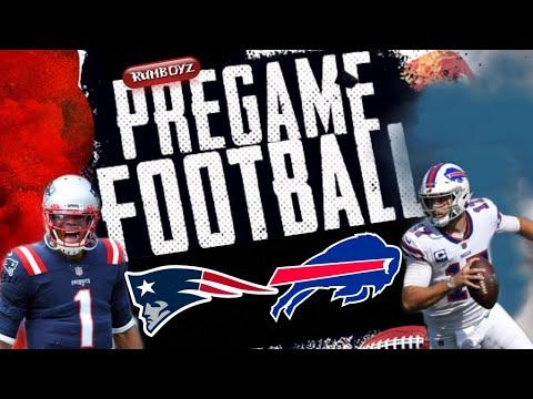 Rumboyz NFL MNF pregame live!