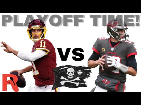 Tampa Bay Buccaneers vs Washington Football Team NFC Wild Card playoffs