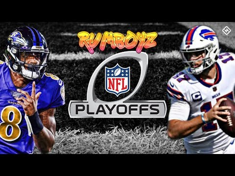 Baltimore Ravens vs Buffalo Bills AFC divisional playoffs