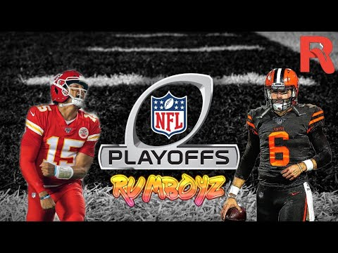 Cleveland Browns vs Kansas City Chiefs AFC Divisional Playoffs