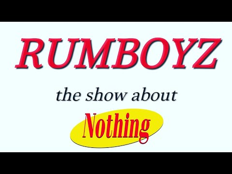 The Show About Nothing! Episode 3