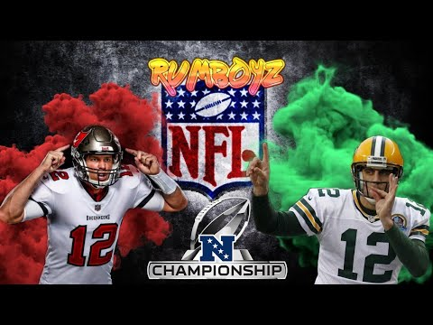 Tampa Bay Buccaneers vs Green Bay Packers NFC Conference Championship