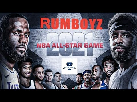 NBA All-Star Game 2021!