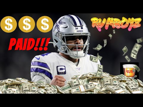 Dak Prescott paid by the Dallas Cowboys Fantasy Football impact!
