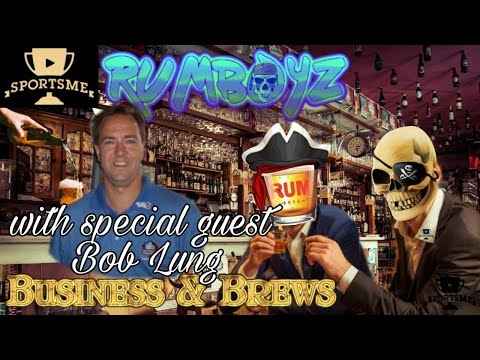 Business and Brews with Bob Lung Fantasy Football Expo