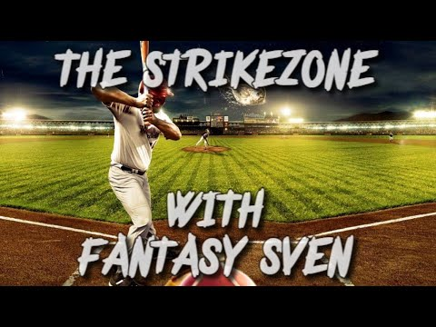 The StrikeZone with Fantasy Sven!