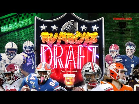 NFL DRAFT LIVE 2021!