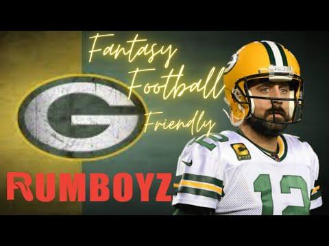 Fantasy Football Friendly // Green Bay Packers!