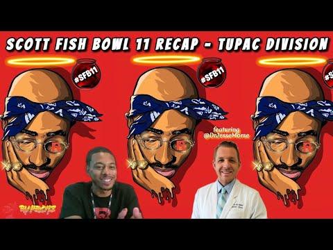 #SFB11 Recap Tupac Division with Dr. Jesse Morse!