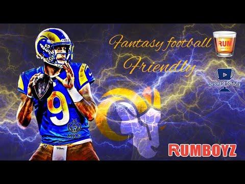 Fantasy Football Friendly // Los Angeles Rams