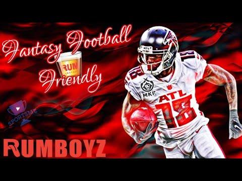 Fantasy Football Friendly Atlanta Falcons