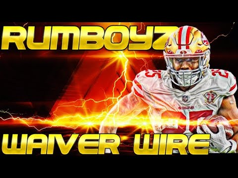 2021 Fantasy Football Waiver Wire Week 2 adds and drops!
