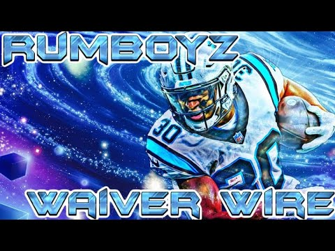 2021 Fantasy Football Waiver Wire Week 4 adds and drops!