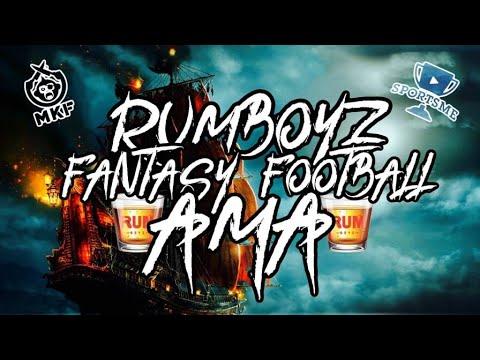 2021 Fantasy Football AMA Week 6!