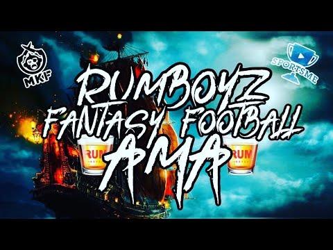 2021 Fantasy Football AMA Week 7!